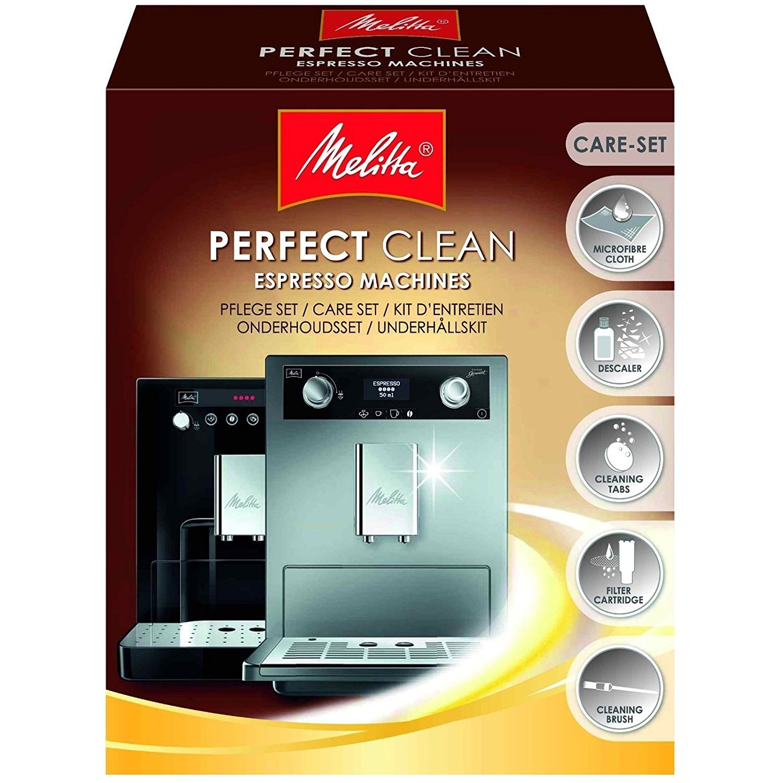 MELITTA Genuine Perfect Clean Espresso Coffee Machine Care Cleaning Kit