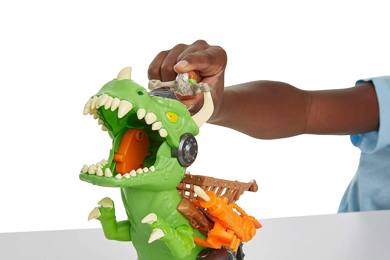 The Grossery Gang Chomp /'N/' Chew Trash-O-Saur Figure Set