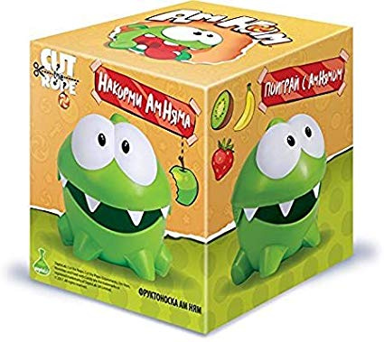 """Details about  /Collectible Toy Cut The Rope /""""Fruit Sock/"""" Om Nom Made in Russia fast delivery"""