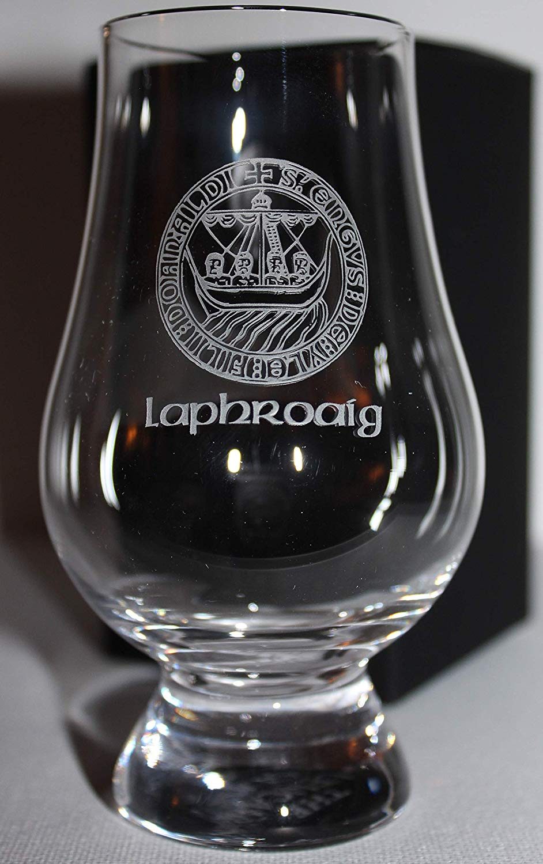 ISLAY CREST GLENCAIRN SCOTCH WHISKY TASTING GLASS