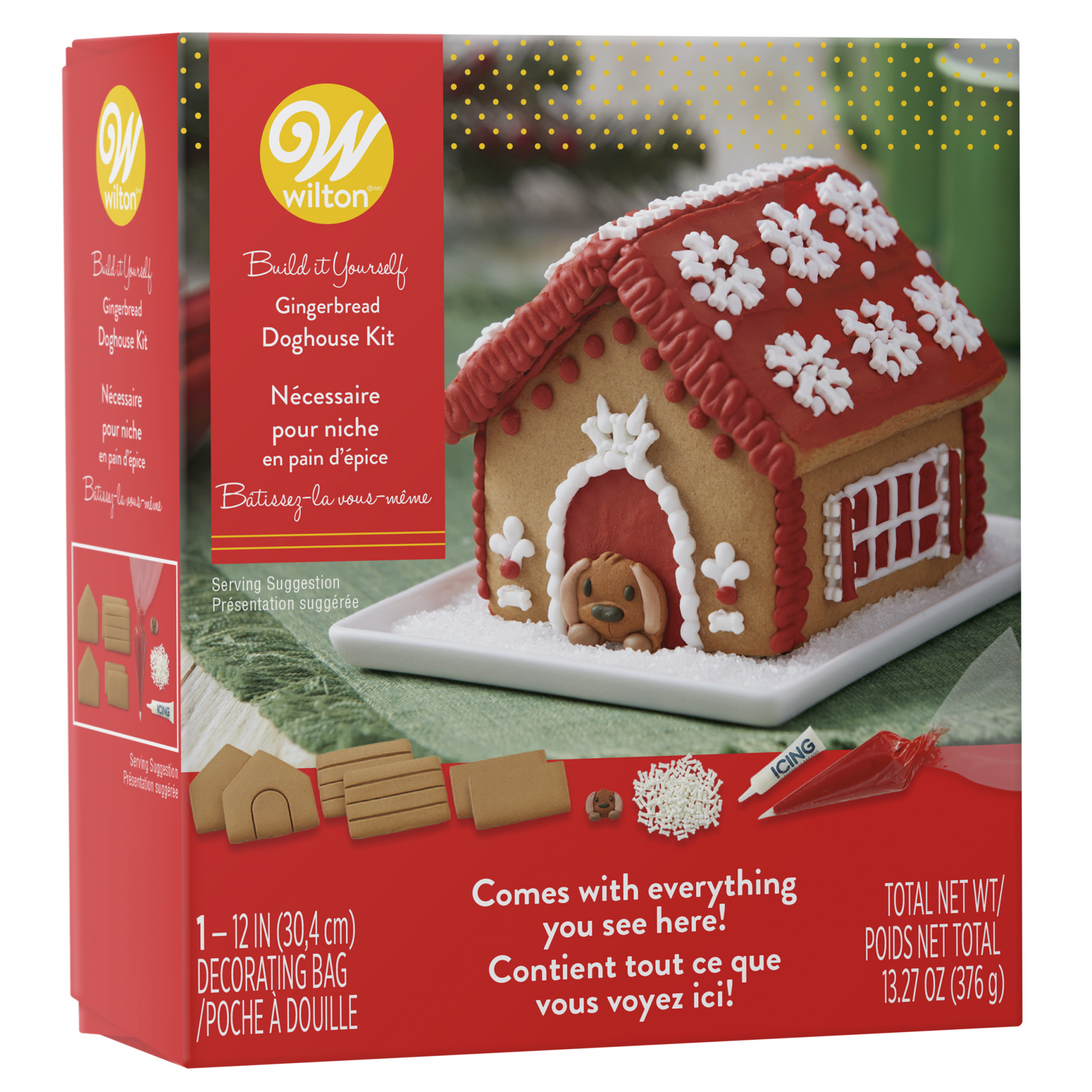 Unassembled Gingerbread House Kit by Wilton , Shop Online