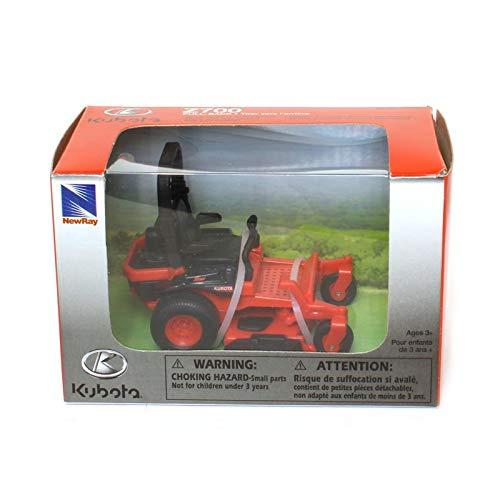 1//64 Kubota Z700 Zero Turn Lawn Mower Pull Back Action