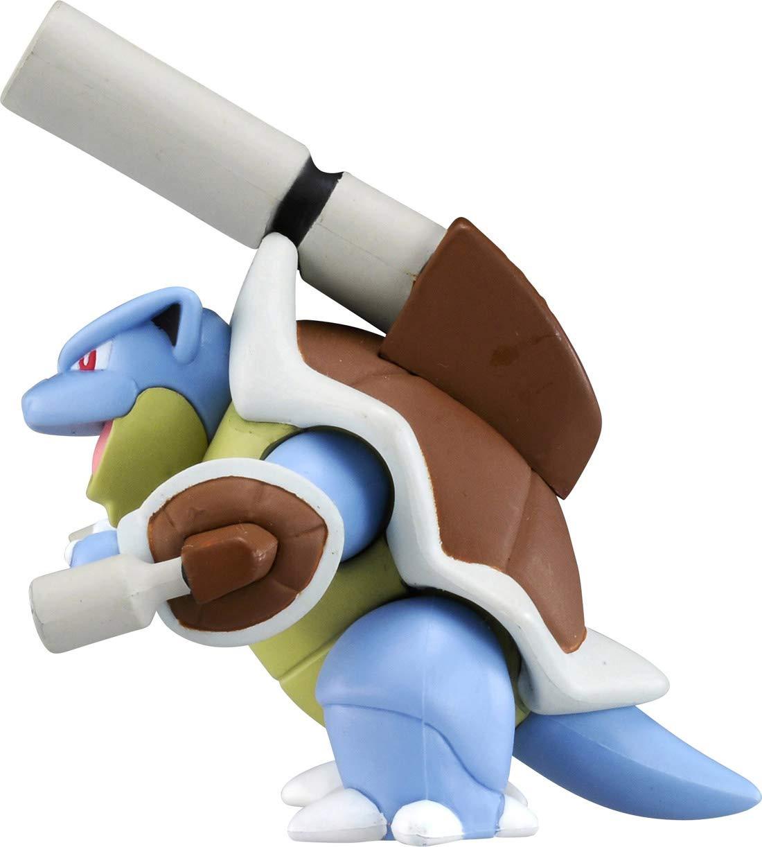 Pokemon Monster Collection Moncolle Mini Action Figure EX ESP_14 Mega  Blastoise Tortank Turtok Kamex by TAKARA TOMY - Shop Online for Toys in Fiji