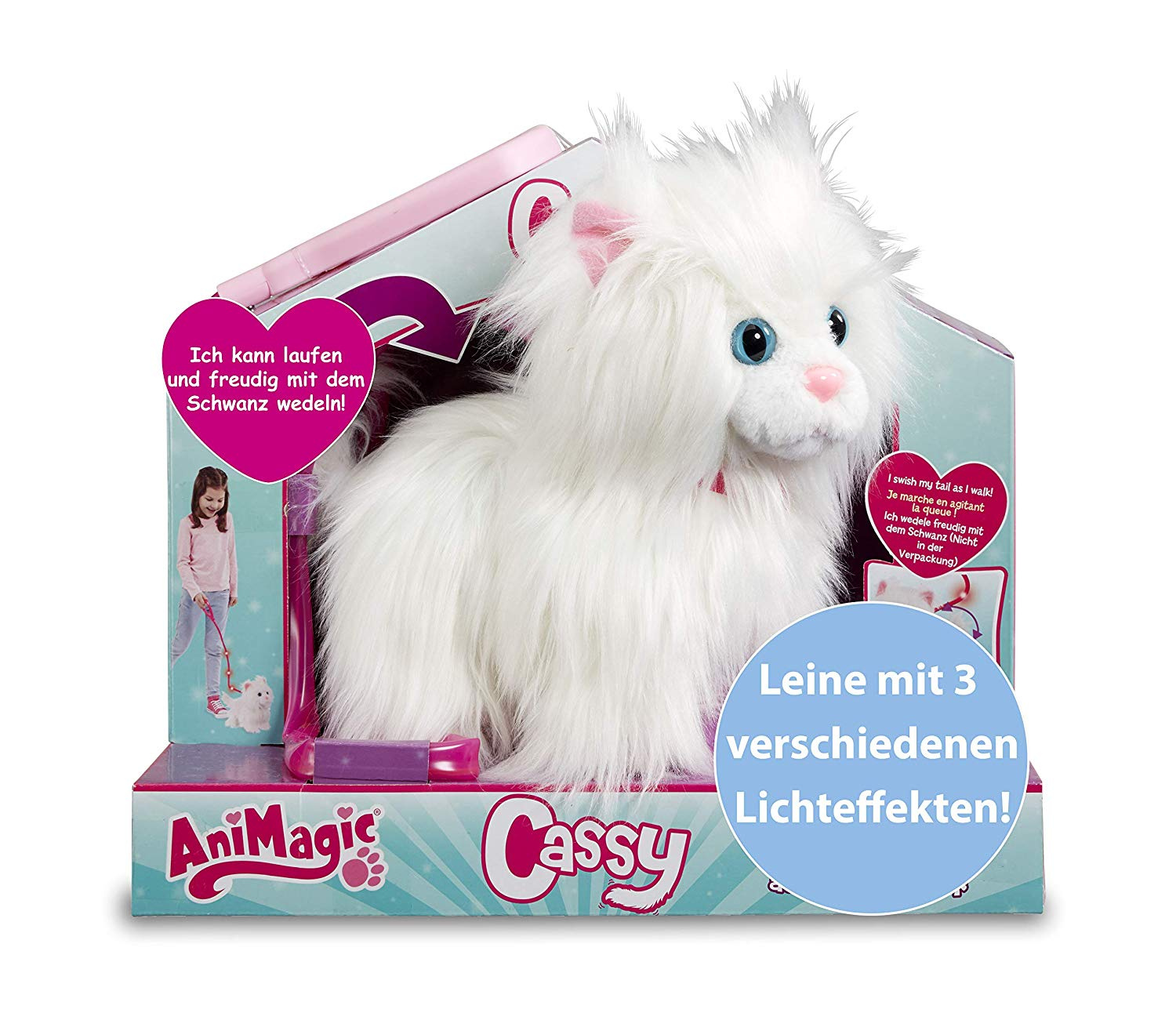 Animagic Pet Cassy Cat Catwalk By Animagic Shop Online For Toys In The United States