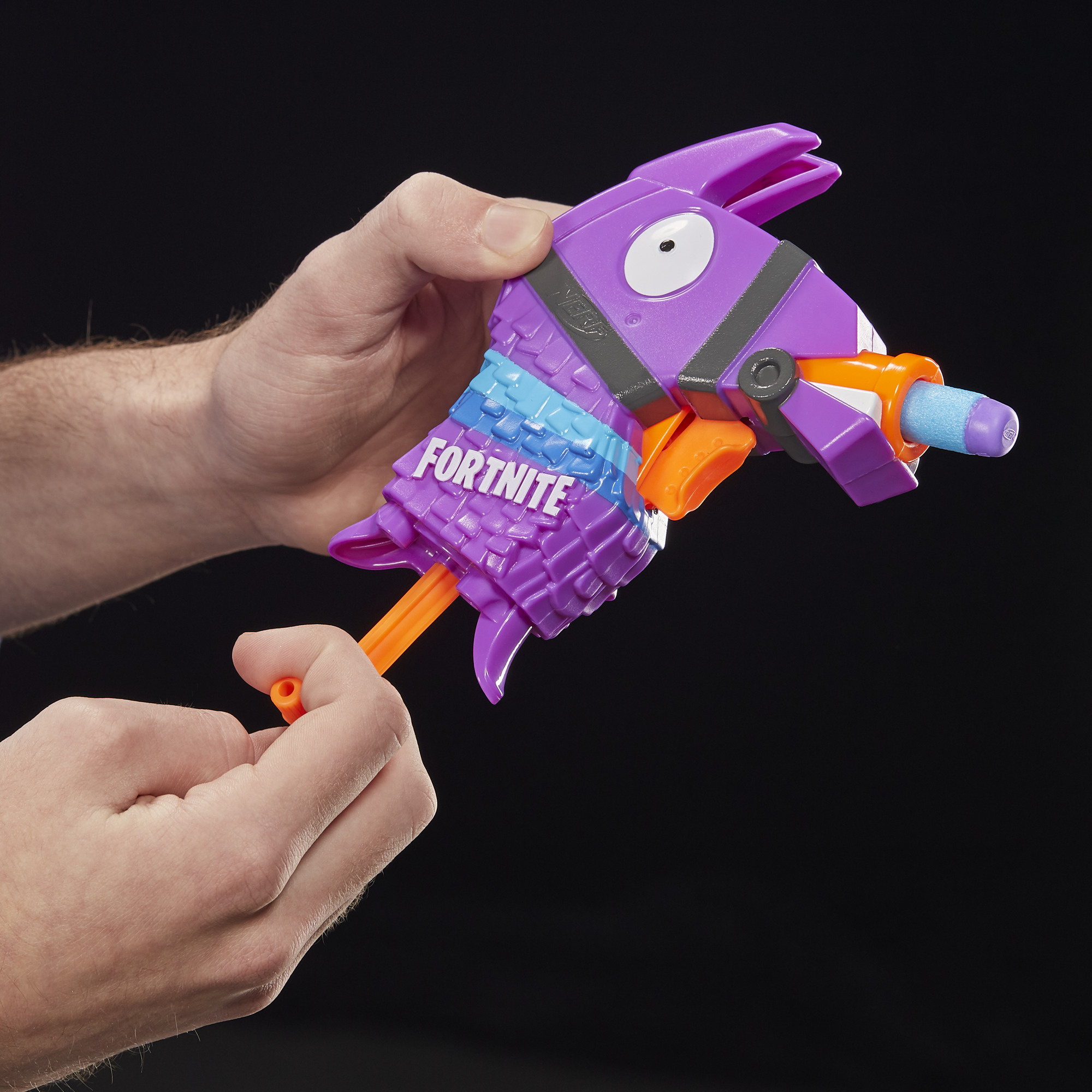 FORTNITE Nerf Micro Shots *MICRO LLAMA* Dart-Firing Toy Blaster 2 Darts 2019 New