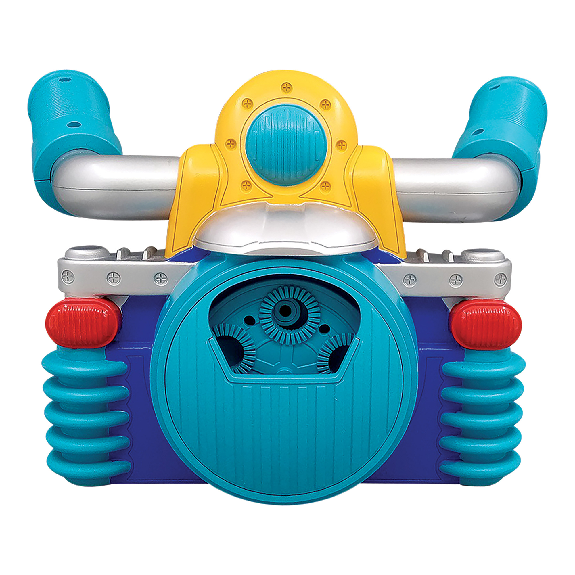 Kid Galaxy Mr Bubble Steering Wheel