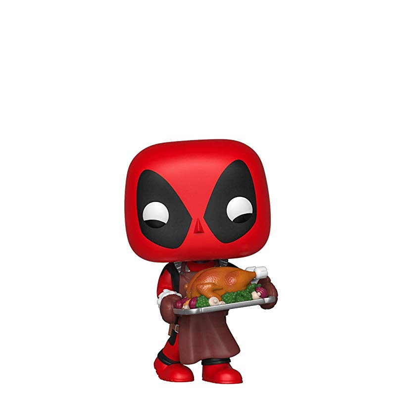 Multicolour Funko 53874 Marvel Luchadores Deadpool Collectable Toy