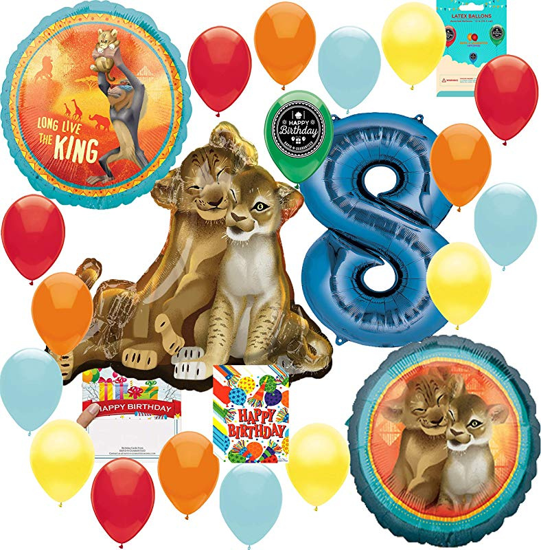 1st Birthday Aladdin Party Supplies  Birthday Balloon Decoration Deluxe Bundle
