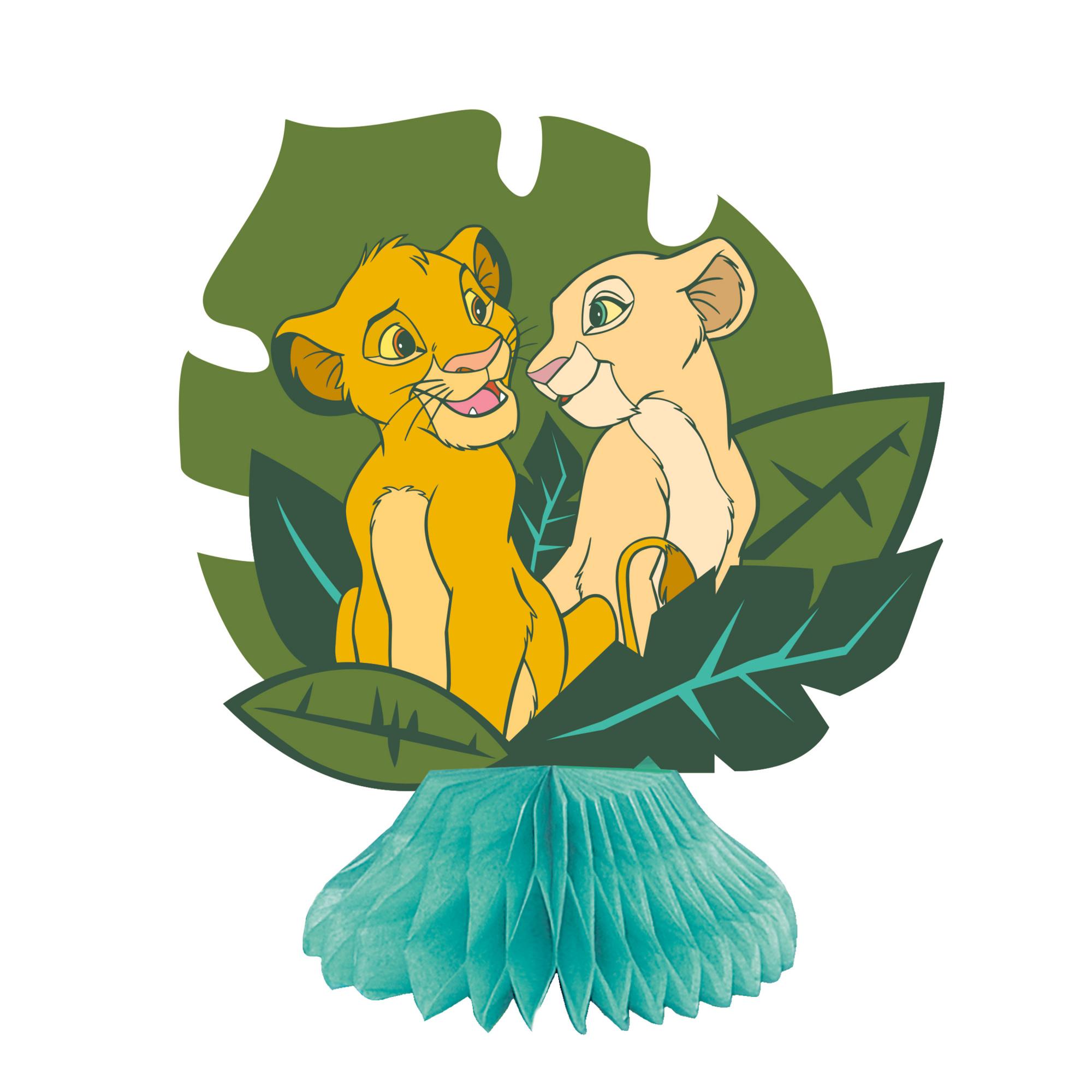 The Lion King Party Decorating Kit 7pcs