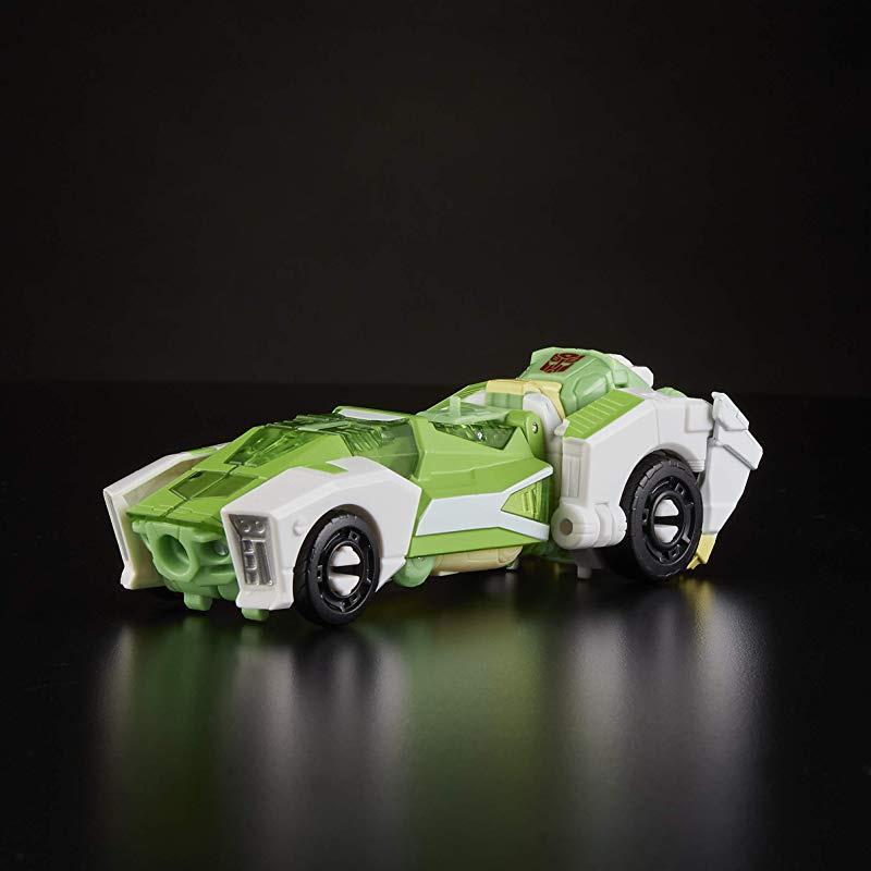 Transformers GREENLIGHT w// Dazzlestrike WFC-S15 Generations Siege