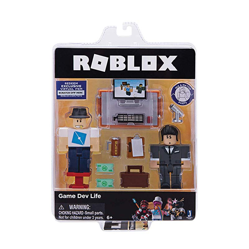 Roblox Celebrity Game Dev Life Game Pack By Roblox Shop Online