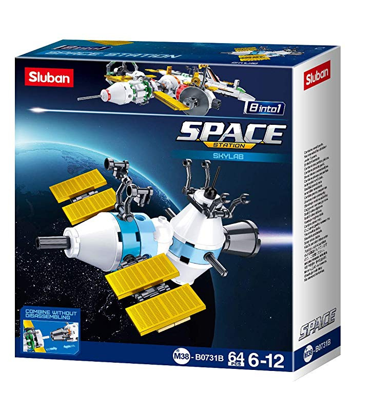 Sluban M38-B0731, Multi Colour by Sluban - Shop Online for Toys in the  United States