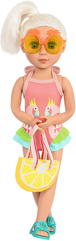 """Glitter Girls by Battat Clothes Sweet Tooth Outfit -14/"""" Doll Clothes Toys"""