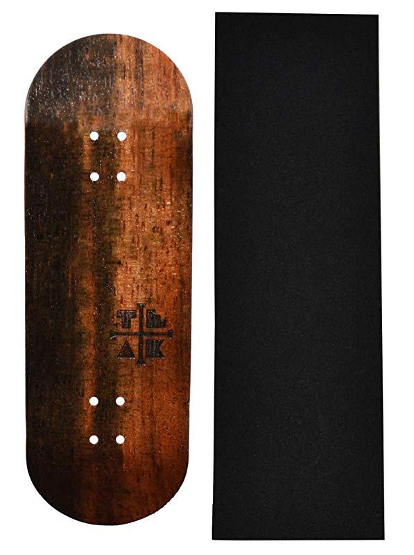 32mm Basic Complete Wooden Maple Handmade Fingerboard Finger Skateboard Pro Sets