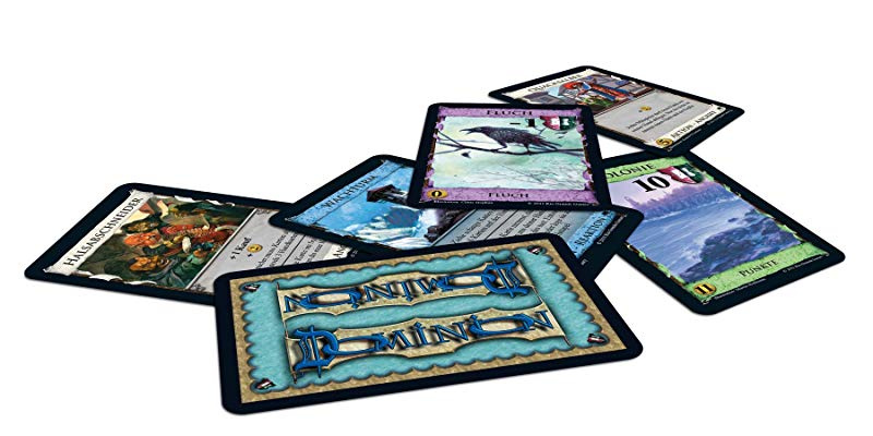 Rio Grande Games 22501409/ /Flower Time /Dominion Expansion/