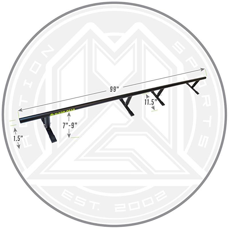 251cm 99 Madd Gear Ninety9 Grind Rail
