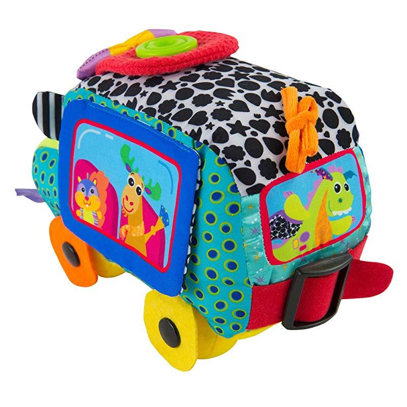 LAMAZE Freddies Activity Bus Toy Multi
