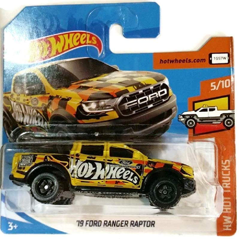 Hot Wheels 2019   ´19 FORD RANGER RAPTOR   blau  185//250 NEU/&OVP