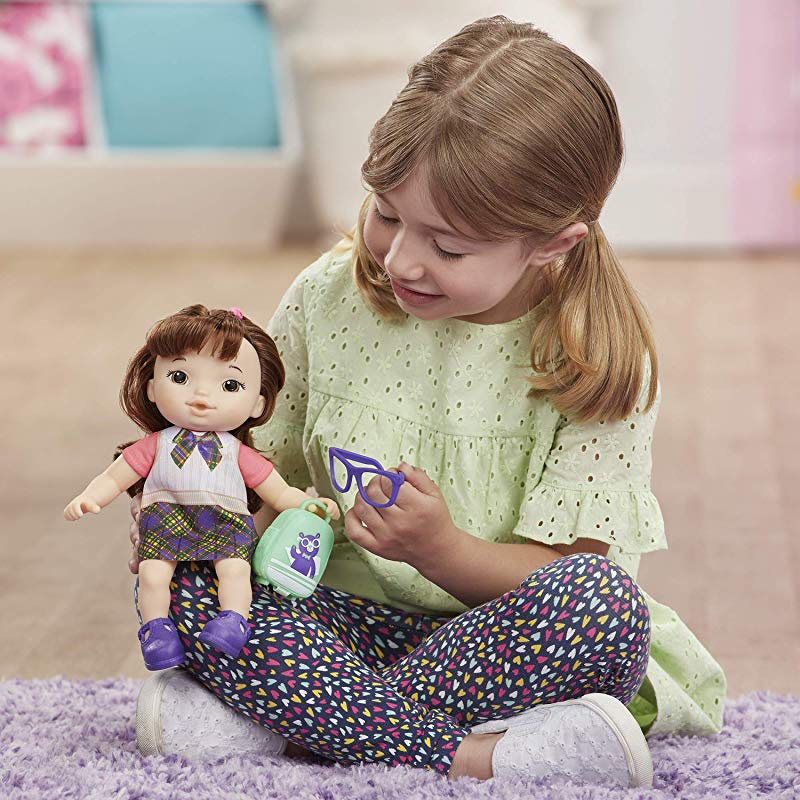 Little Styles Ready for School Outfit for Littles Dolls Baby Alive Littles