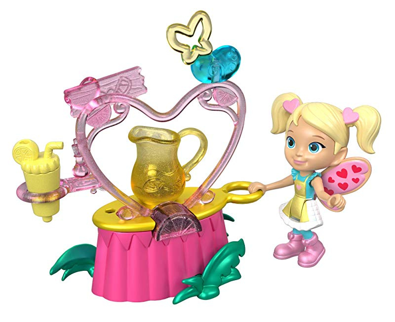 Fisher-Price Nickelodeon Butterbean/'s Café Fairy Friend Figure Pack Kid Toy