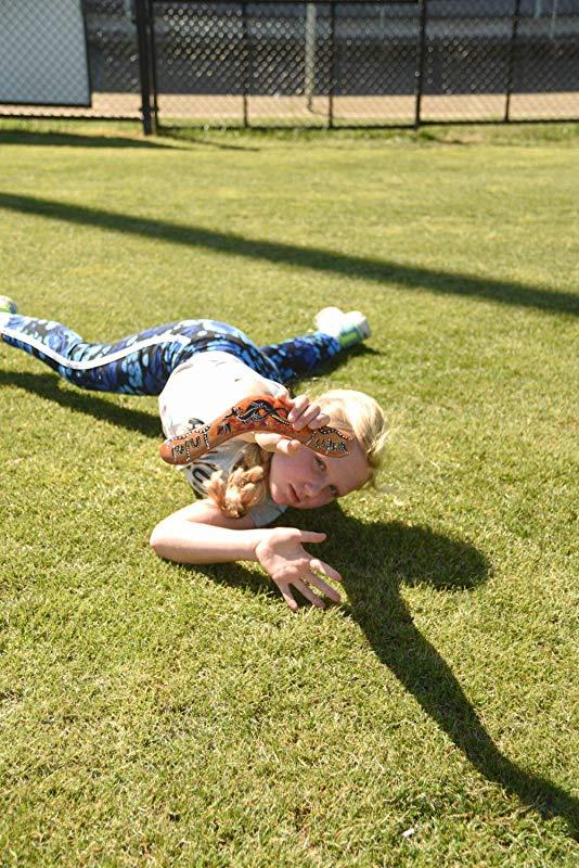 5 Kiwi Miniboom Foam Boomerangs Safe Kids Boomerang for Sale for Light to NO Wind Throwing!