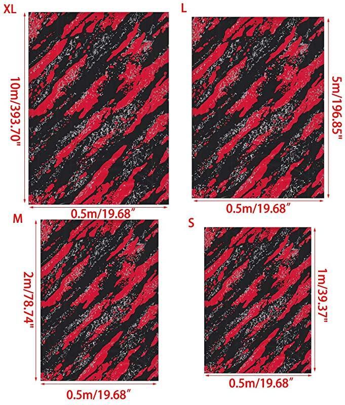 Leidersty New Water Transfer Hydrographic Film Hydro Dipping Film for Decor